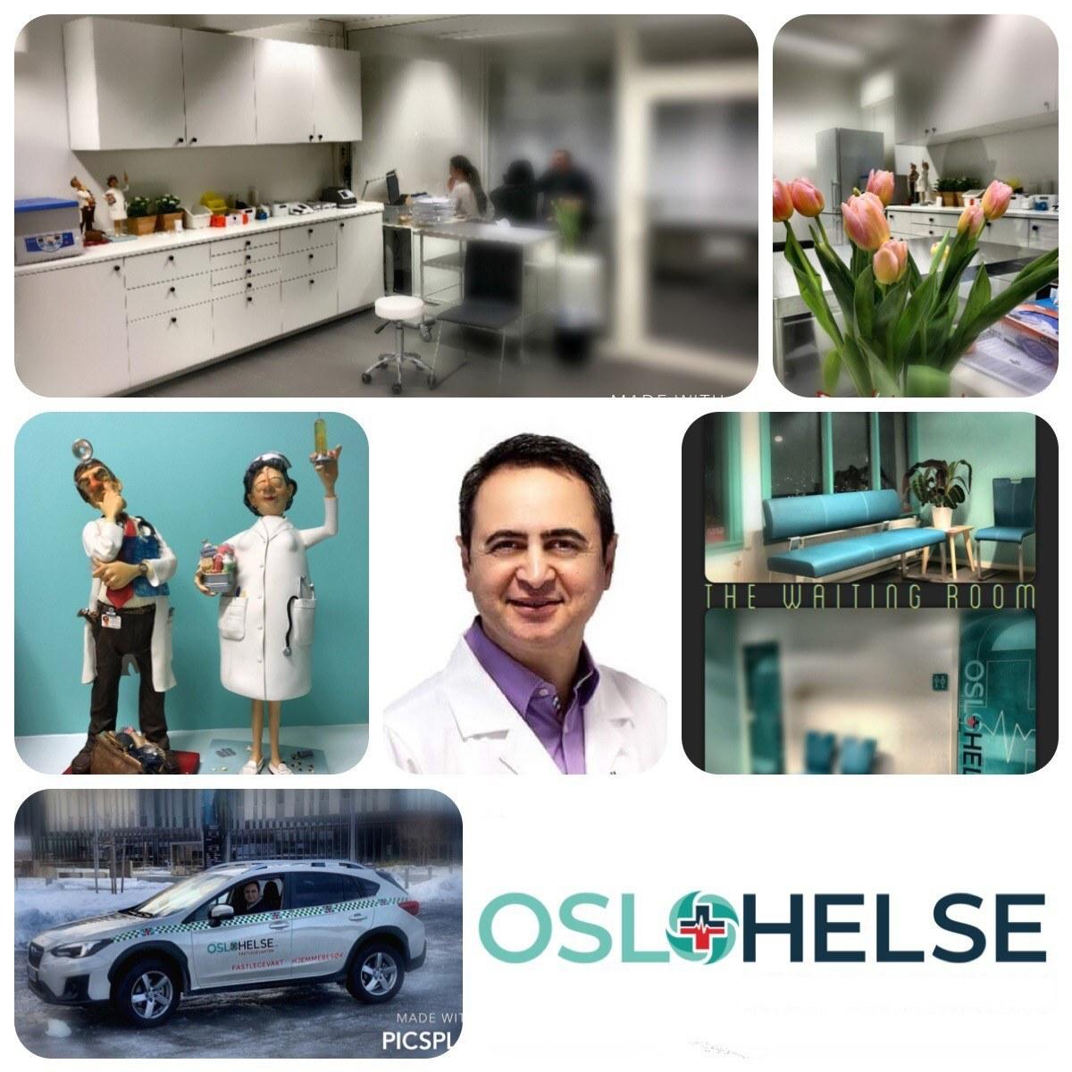 Oslo Helse clinic