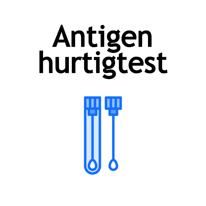 Antigen hurtigtest